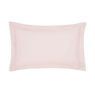 300 Thread Count Plain Dye Oxford Pillowcase, Dusky Rose
