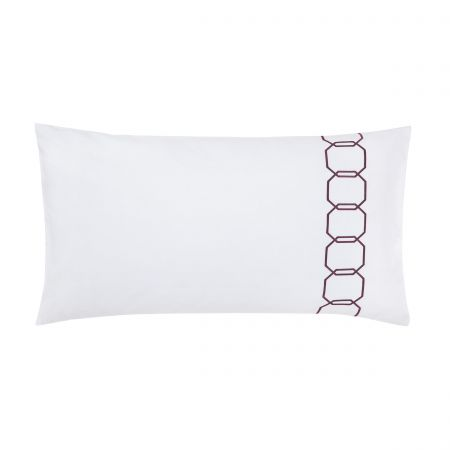 Milano Damson Housewife Pillowcase
