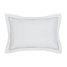 Primo White Oxford Pillowcase.