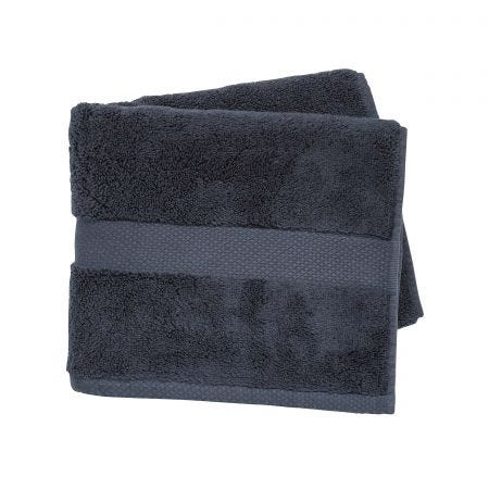 Savoy Graphite Towels