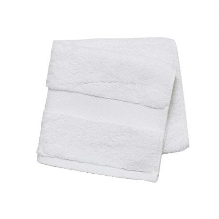Savoy White Towels