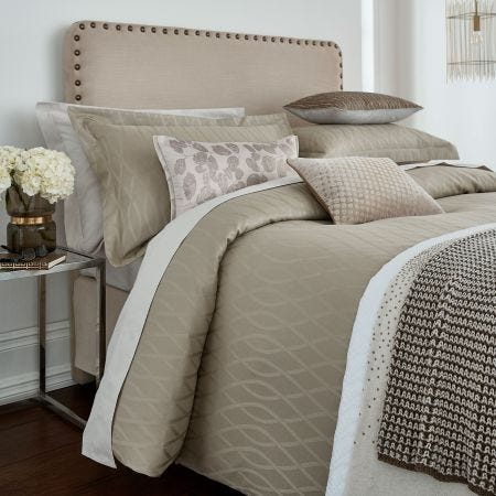 Ravello Truffle bedding