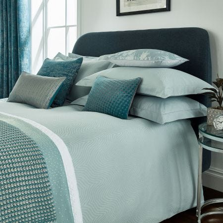 Santal Jade Duvet Cover