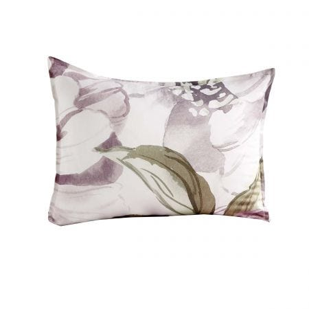 Peony Blooms Housewife Pillowcase Multi