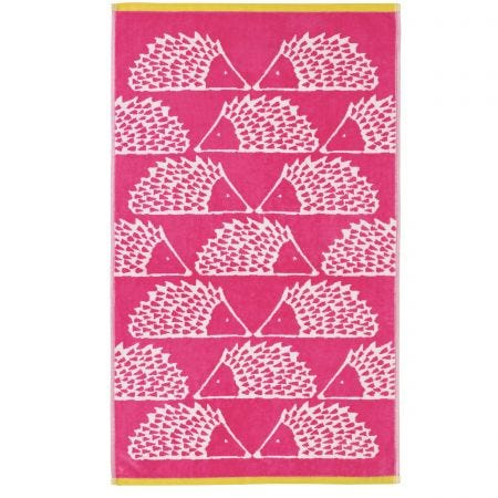 Spike Towel in Pink