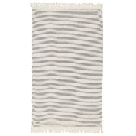 Pinstripe Hand Towels, Blue