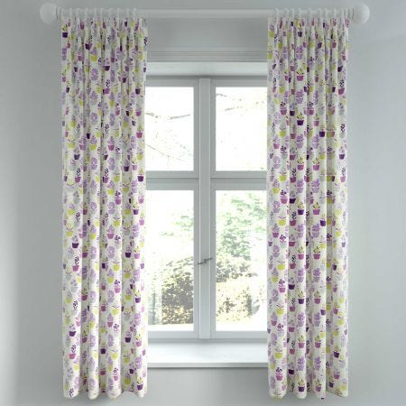 Polly Lined Curtains