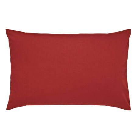 Red Housewife Pillowcases