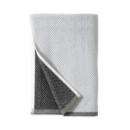 Refresh White Hand Towel