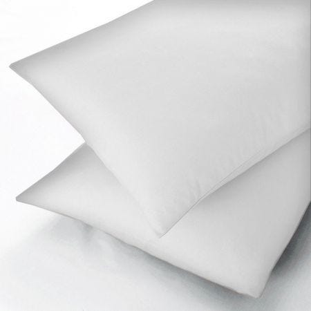 Sanderson White Double Fitted Sheets