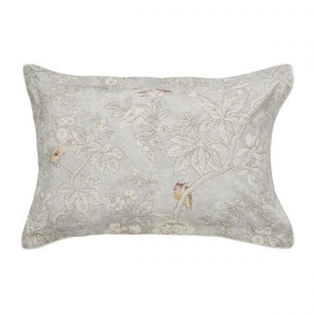 Chiswick Glove Silver Oxford Pillowcase