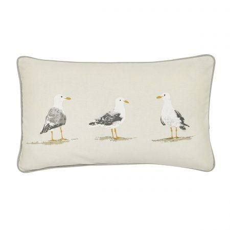 Sailor Dove Cushion Front
