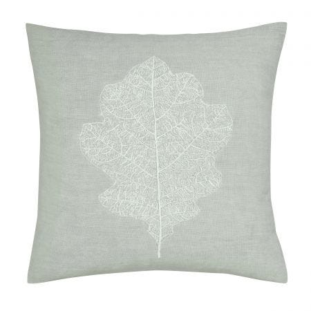 Chestnut Tree Aqua Cushion Front
