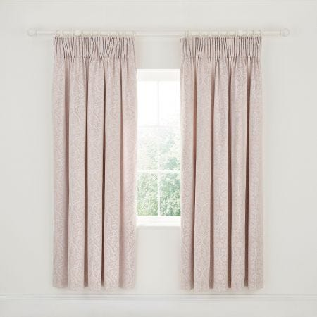 Kamala Lined Curtains Orchid