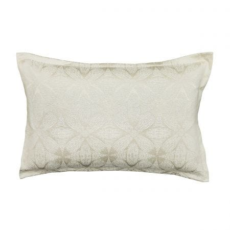 Sycamore Oxford Pillowcase, Stone