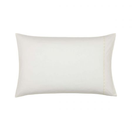 Palm House Pair of Housewife Pillowcases, Botanical Green