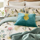 Paradesia Bedding Orchid & Grey