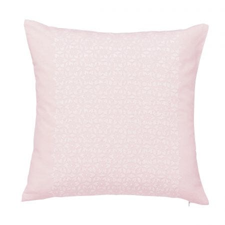Protea Flower Sea Pink Cushion Front