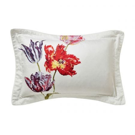 Tulipomainia Amethyst Housewife Pillowcase
