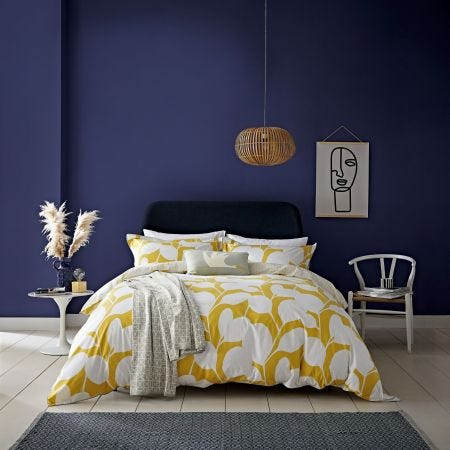 Ocotillo Dandelion Yellow Floral Bedding