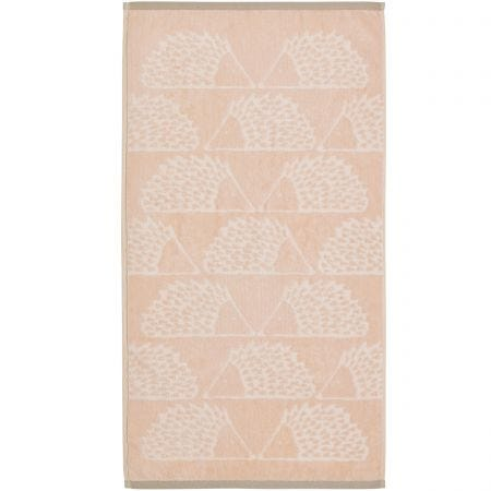 Spike Towels, Blush