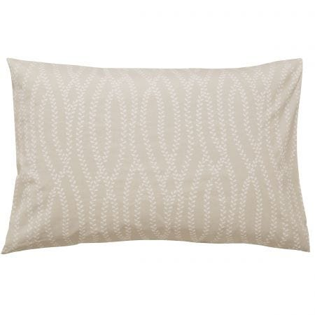 Sundial Housewife Pillowcases (Pairs), Linen