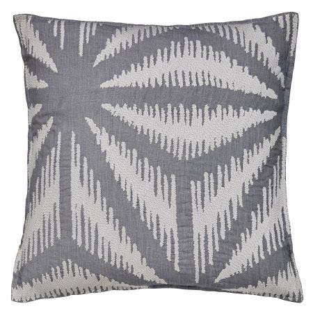 Tella Cushion, Dove Grey