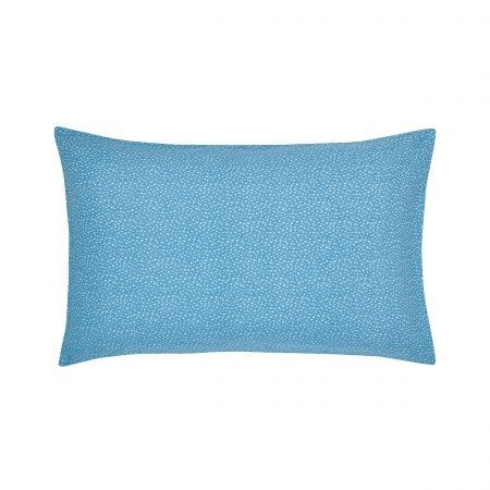 Alyssum Blue Pair of Housewife Pillowcases