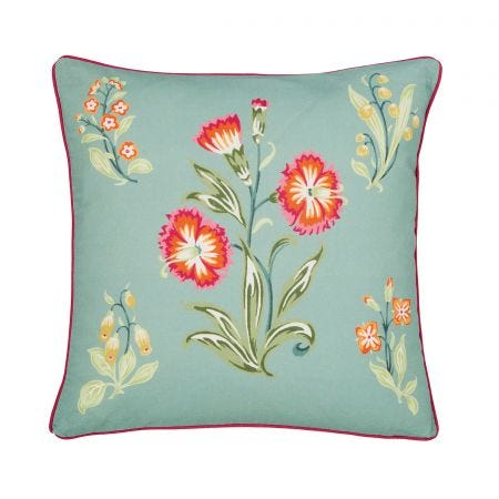 Campion Cushion Green