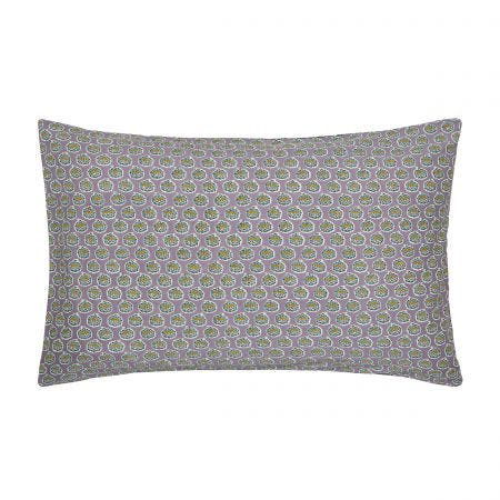 Peony Trail Midnight Housewife Pillowcase