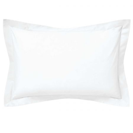 Luxury White Oxford Pillowcase