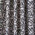 Anise Lined Curtains Charcoal