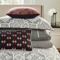 Amaya Patterned Bed Accessories