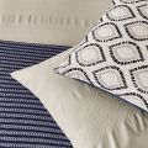 Kenza Grey Pillow Stack