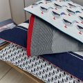 Joules Galley Grade Stripe Bed Accessories