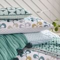 Liv Pillow Stack Teal