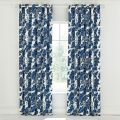 Paloma Nautical Lined Curtains