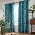 Oasis Lined Curtains