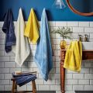 Botanical Bee Semi Plain Towels