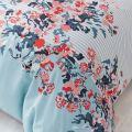 Falmouth Blue & Red Floral Bedding