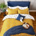 Antique Gold Bedding by Joules
