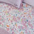 Calm Daisy Duvet Detail Pink/Lilac