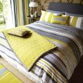 lace Stripe bedding