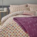 Mulberry Patterned Duvet Covers & Throw