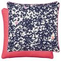 Joules Butterfly Print Cushion