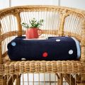 Polka Fleece Throw by Joules