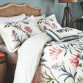 Clementine Tropical Bedding