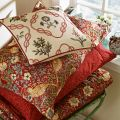 William Morris Strawberry Thief Bed Accessories