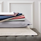 200 Thread Count Pima Cotton Plain Dye Sheets White