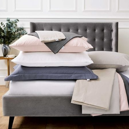 300 Thread Count Egyptian Cotton Fitted Sheets